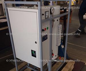 Промышленный электрический парогенератор UPE-100