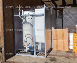 Промышленный парогенератор электрический UPE-100