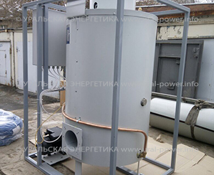 парогенератор газовый UPG-150 для пищевого производства