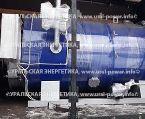 Газовый паровой котел UPG-2000