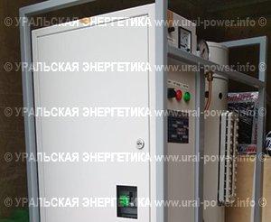 Парогенератор электрический Ural-Power UPE-200