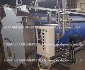 Паровой котел UPG-3000
