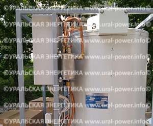 Парогенератор газовый для бани
