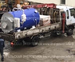 Паровой котел газовый Ural-Power UPG-2000 для нефтяной отрасли