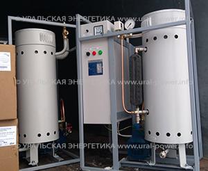 парогенератор электрический UPE-100 для производства ЖБИ