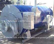 Паровой котел газовый UPG-2500 для пищевого производства