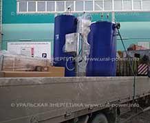 паровые котлы газовые UPG-500 и UPG-1000 для фармацевтики