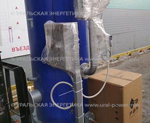 дизельный парогенератор UPG-600