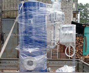 дизельный парогенератор UPG-700 для пищевого производства