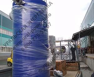 Газовый парогенератор для молочного производства UPG-500