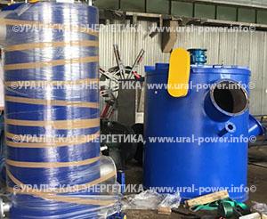 Парогенератор газовый UPG-500