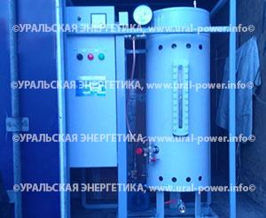 Парогенератор электрический UPE-250