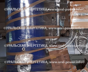 Паровой котел газовый UPG-150