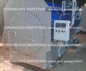 Паровой котел Ural-Power UPT-600