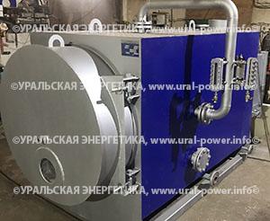 Паровой котел газовый UPG-600