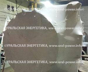Паровой котёл UPG-4500