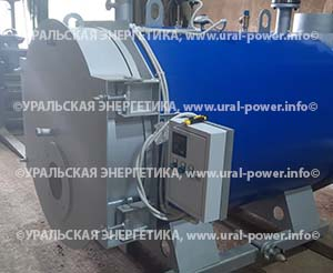 Водогрейный котел Ural-Power КВ-1500